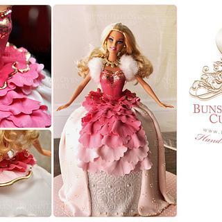 Kyra's Doll Cake