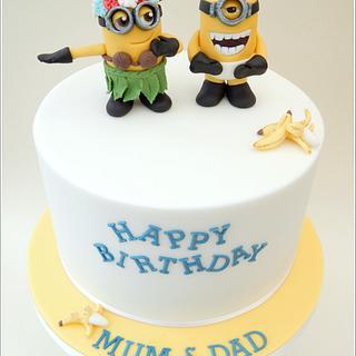 Mini Minion Madness ...