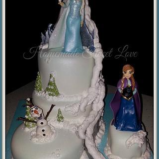 Frozen Cake !