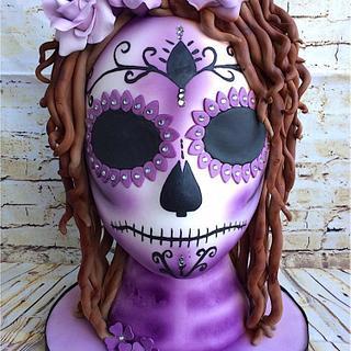 Sugar Skull Baker 2016 Day Of The Dead