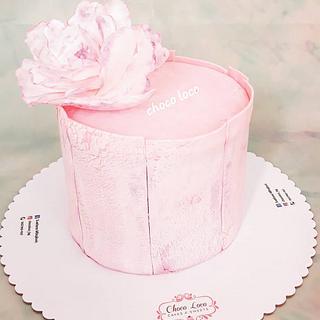 Crackle cake