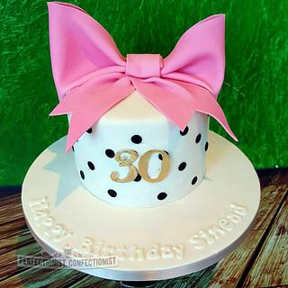Sinead - 30th Birthday Cake