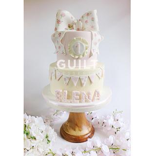 Sweet Elena's 1st