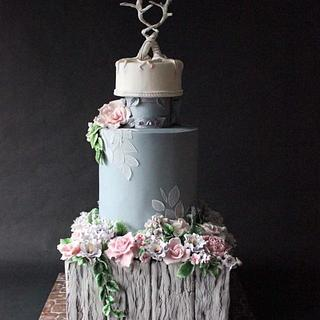zuhair murad inspired cake - Cake by Tabi Lavigne