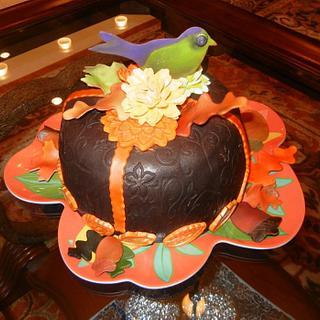 """""""Last Fall Cake for the Season"""""""