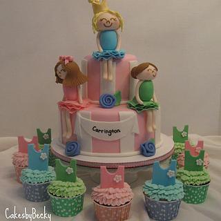 Ballerina Birthday