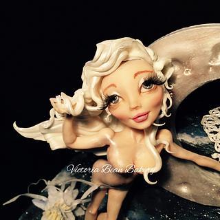 LaLuna - Cake by VictoriaBean