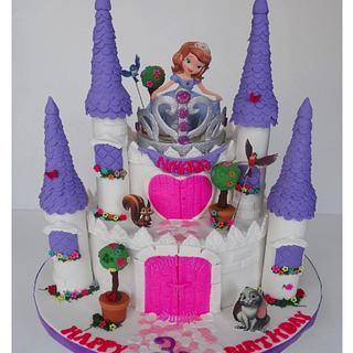 Perfect Princess Castle