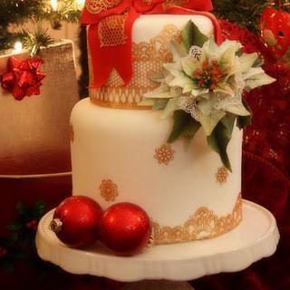 Xmas Cake - Cake by Patrizia Greco