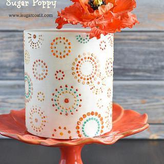 Starbursts & Sugar Poppy 2.0