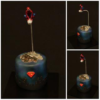 Superjosh Collaboration - SPIDERMAN