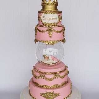 Royal Cake for Elizabeth