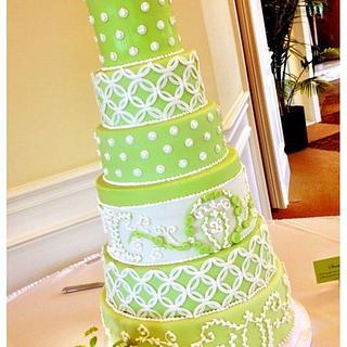Apple Green Wedding