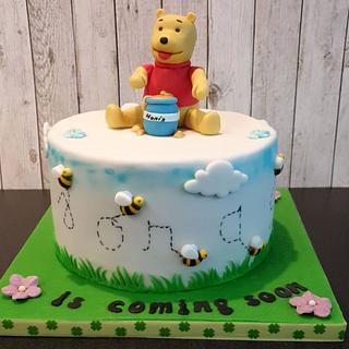 Winnie Pooh Babycake