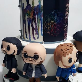 Coldplay in Funko Pop¡¡