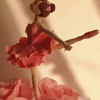 Sweet Pink Ballerina!