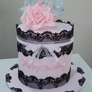 Birthday cake - Cake by Bistra Dean