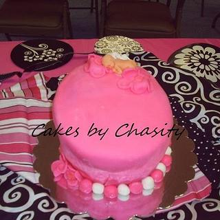 topsey baby - Cake by chasity hurley
