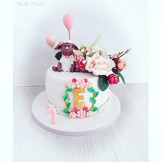 Flowers cake 🌷⚘🌹 - Cake by Ornella Marchal