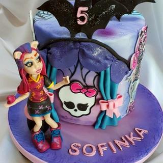 Cakes Tagged Monster High Cake Cakesdecor