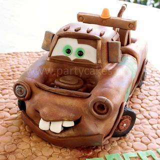 Mater / Μπάρμπας