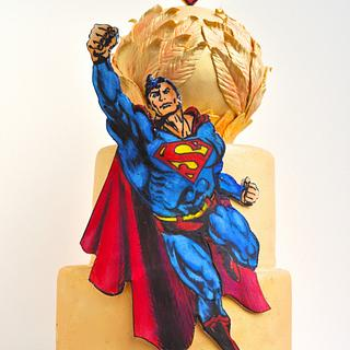 Superjosh Collaboration - Superman