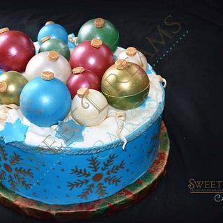 Chistmas cake