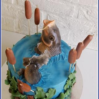 Carp Cake