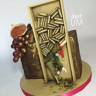 For writer - Cake by dortUM