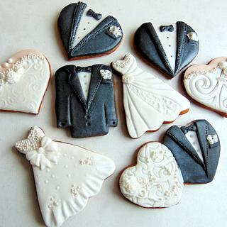 Wedding Cookies - Cake by Valeria Sotirova