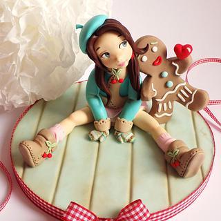 Gingerbread in love