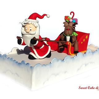 Santa's labors