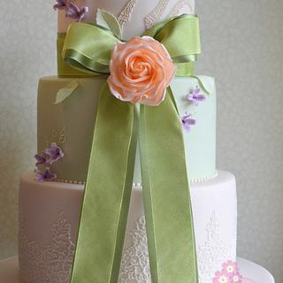 Georgina - Cake by Amanda Earl Cake Design