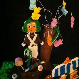 A Roald Dahl Day Collaboration - Charlie and the Chocolate Factory!