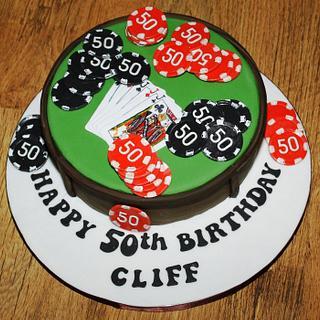 P-P-P-Poker Cake….. P-P-Poker Cake!