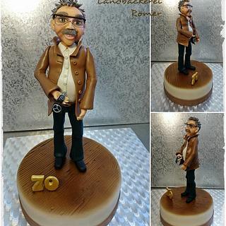 Uncle Kurt Figure
