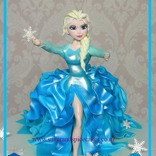Elsa - the Metamorphosis