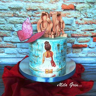 cake ballerina