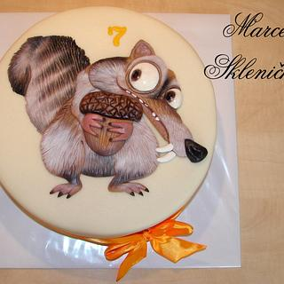 ice age - Cake by MarcelkaS