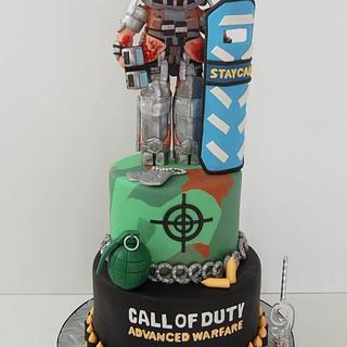 Call of Duty Advanced Walfare