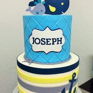 Joseph's shower