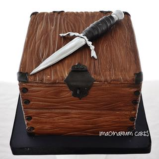 Keepsake Box and Dagger