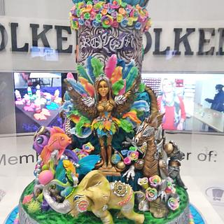 5th element Rolkem cake