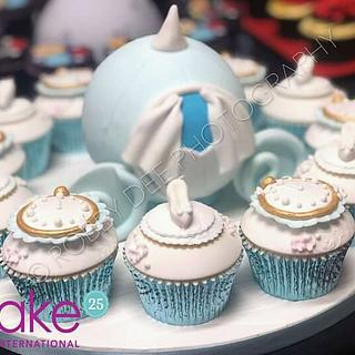 Cinderella Cupcakes - Cake international