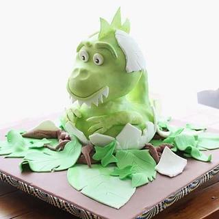 Little Dino Cake
