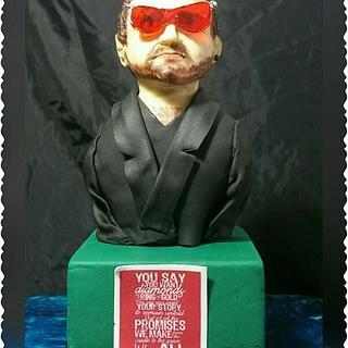 Cake for a U2 Fan