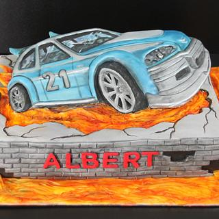 Is this a 2D or 3D car?? - Cake by Artym