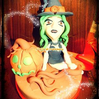 cake topper halloween