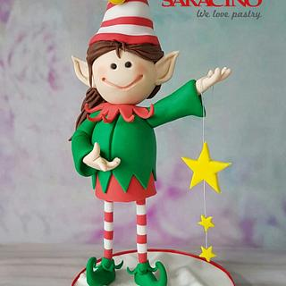 Christmas elve