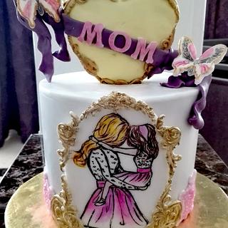 Mother's love cake - Cake by Passant87